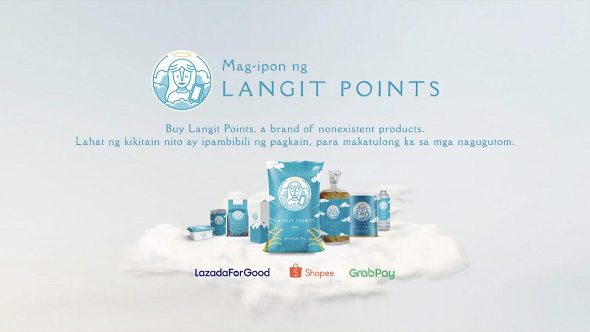 Losing langit points is no longer an issue! GIGIL's campaign for WIA lets you purchase them
